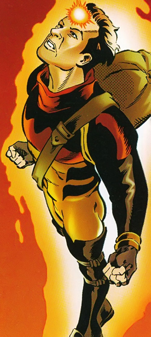 Cruiser (Sovereign 7) (DC Comics)