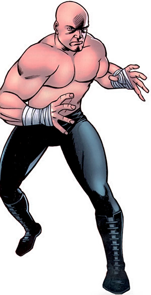 Crusher Hogan (Spider-Man character) (Marvel Comics)
