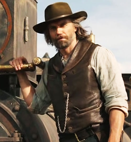Cullen Bohannon (Anson Mount in Hell on Wheels)