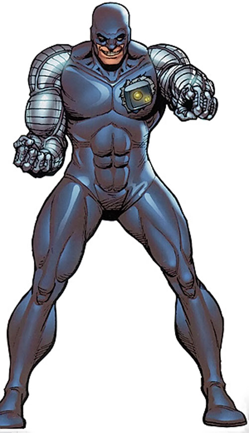 Cyber (Wolverine enemy) (Marvel Comics)