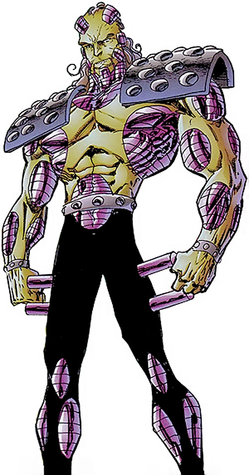 Cyberface (Savage Dragon comics)