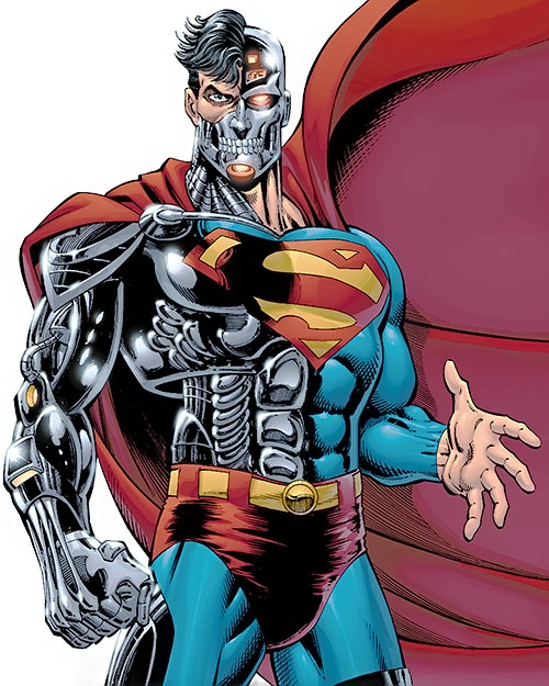 Cyborg Superman (DC Comics)
