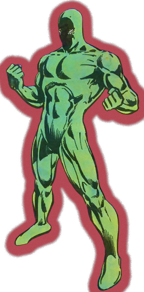 Cyclotronic Man (DC Comics) (Black Lightning / Superman enemy)