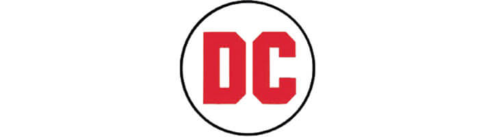DC Comics logo during the Bronze Age