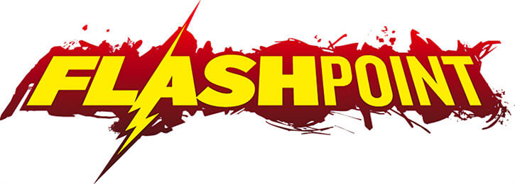 DC Comics Flashpoint logo