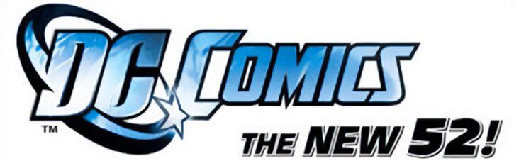 DC Comics the New 52 logo