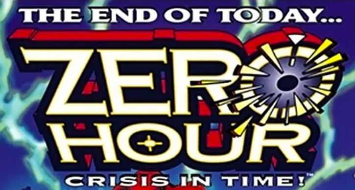 Zero Hour logo (DC Comics)