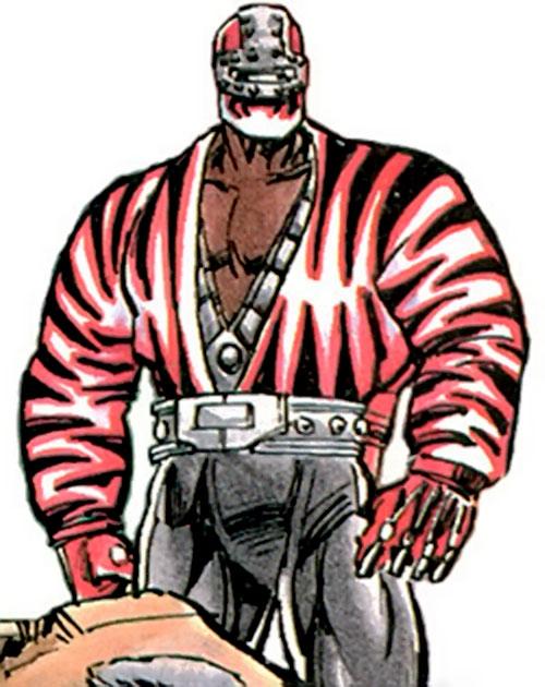 DMZ of the Blood Syndicate (Milestone Comics)