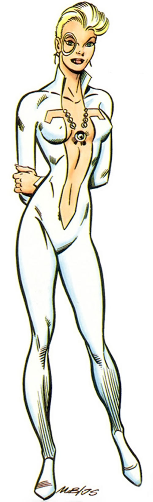 Dagger (Tandy Bowen) (Marvel Comics) from the TSR handbook
