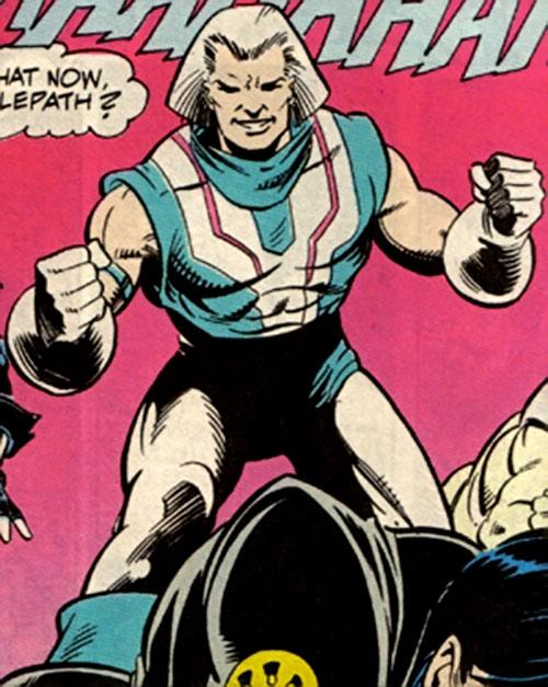 Dagon-Ra (L.E.G.I.O.N. enemy) (DC Comics)