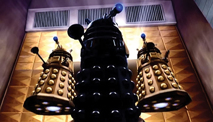 Flying Daleks