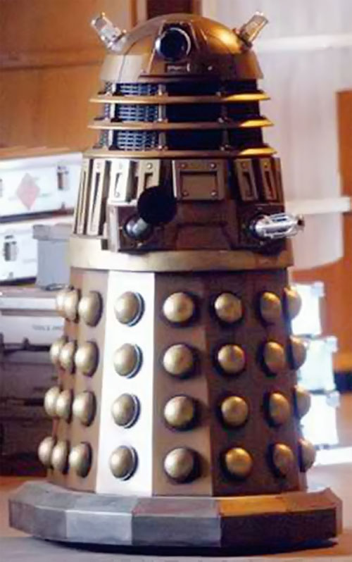 Dalek frontal view