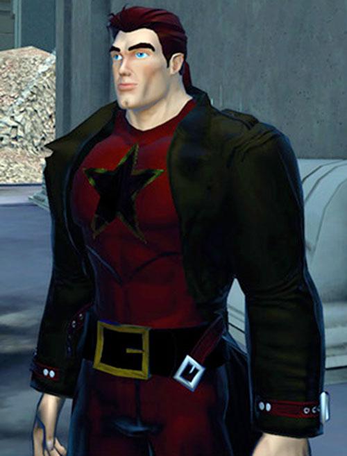 Damion Hellblaze (DC Heroes RPG)