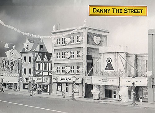 Danny the Streetv from the Who's Who