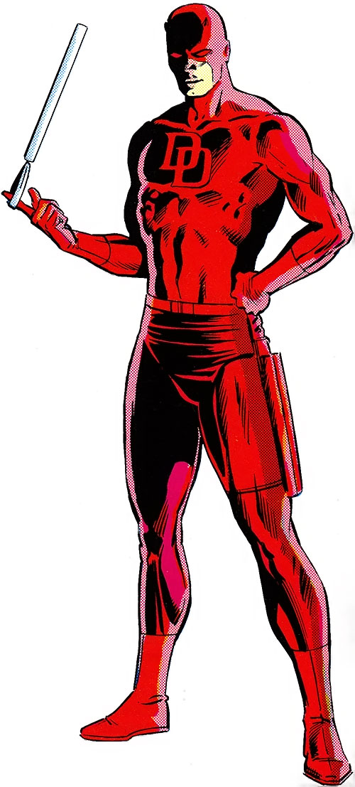 Daredevil (Marvel Comics) during the 1980s
