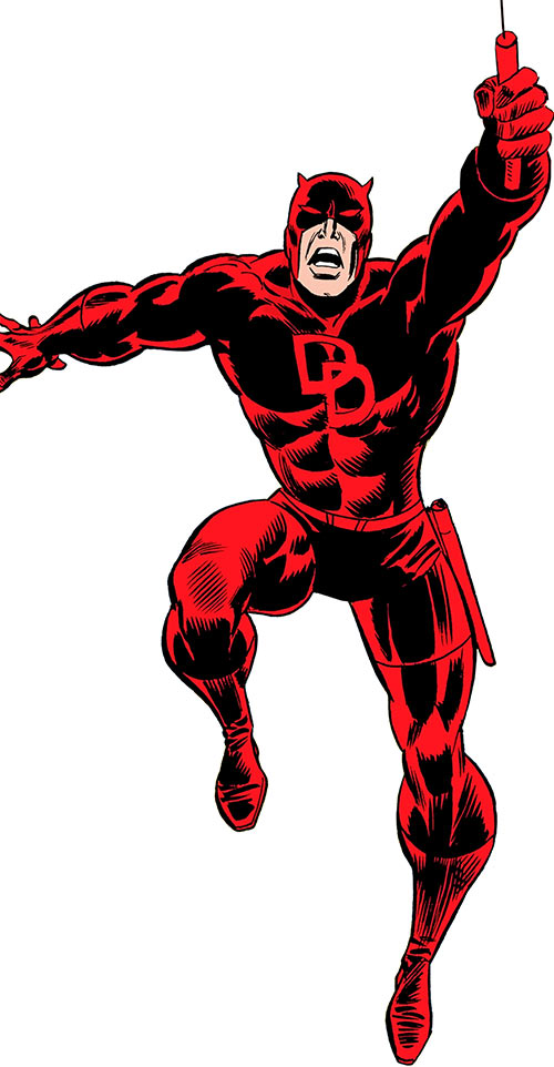 Daredevil (Marvel Comics) during the 1970s