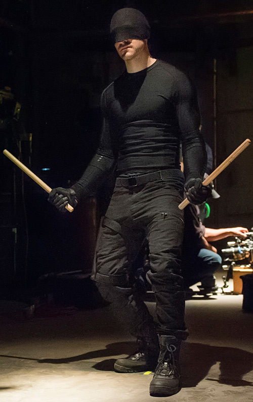 Daredevil (Charlie Cox on Netflix) season 1