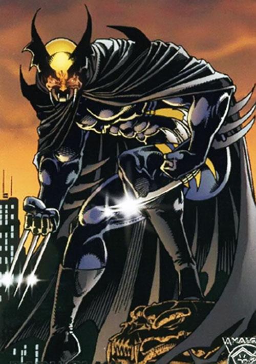 Dark Claw (Wolverine/Batman Amalgam Comics)