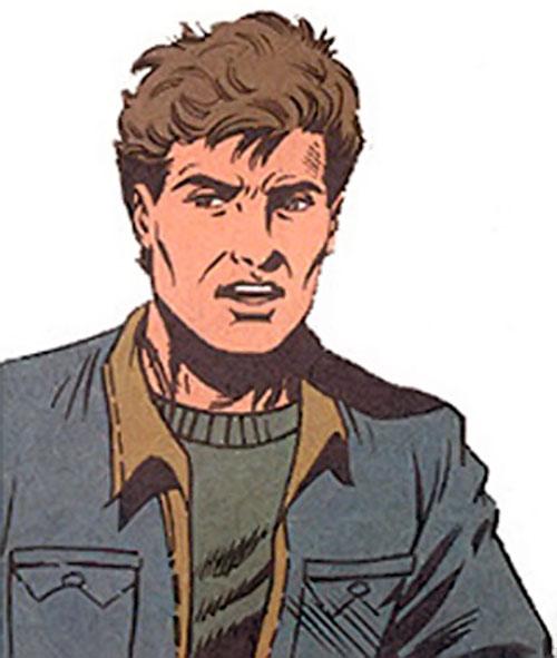 Darkhawk (Marvel Comics) portrait