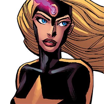 Darkstar - Marvel Comics - Russian super-heroine