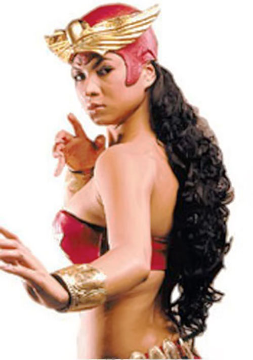 Angel Locsin as Darna 1/4