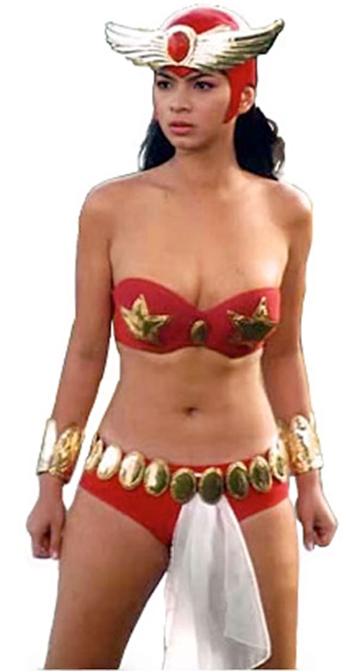 Angel Locsin as Darna 2/4