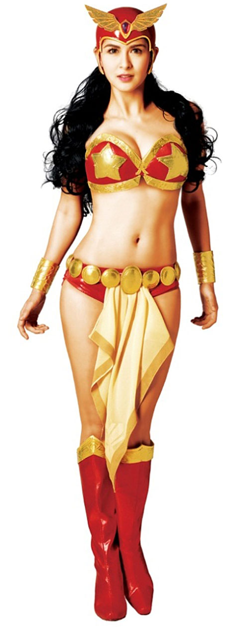 Marian Rivera as Darna 1/2