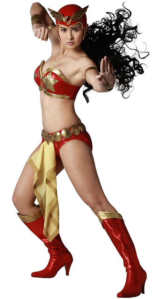Marian Rivera as Darna 2/2