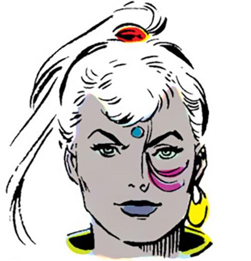 Portrait of Atari Force's Dart (DC Comics) (Erin Singh O'Rourke)