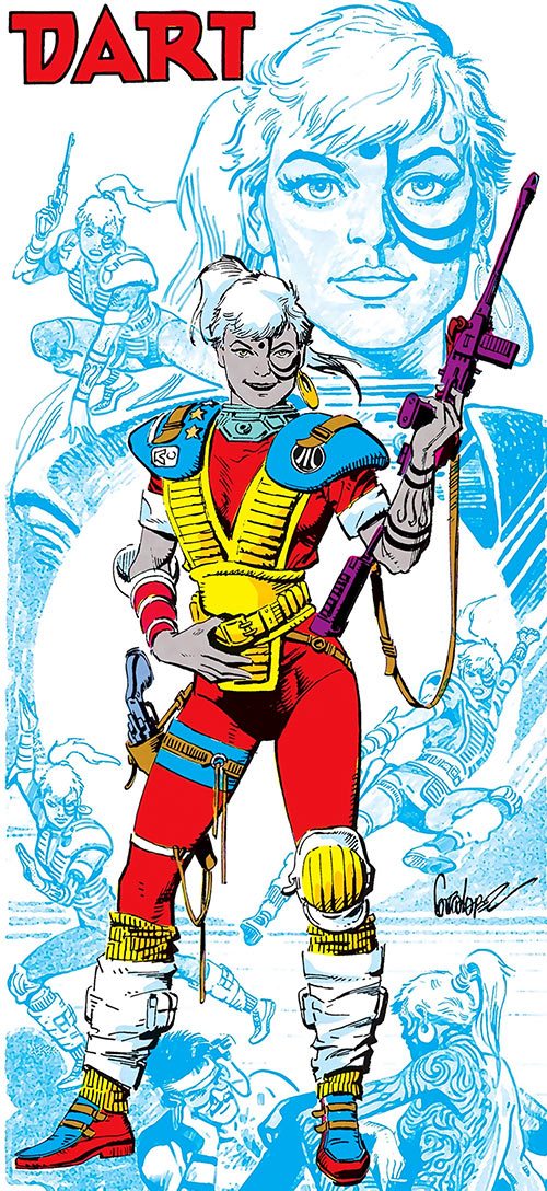 Dart of the Atari Force (DC Comics)