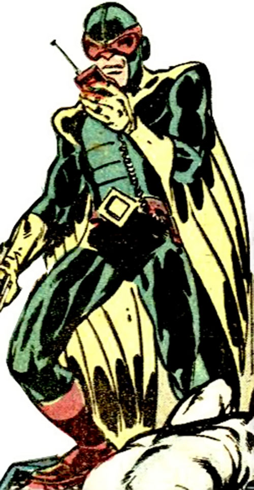 Darter (Marvel Comics) (Carrion henchman)
