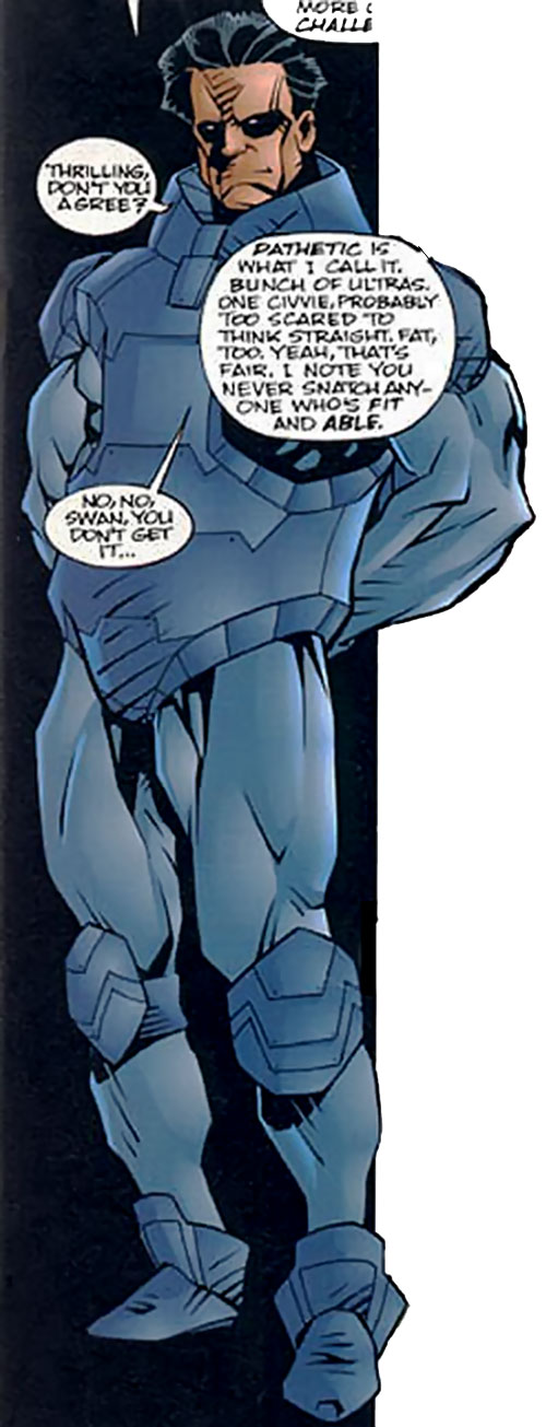 Davenport (Firearms enemy) (Ultraverse)