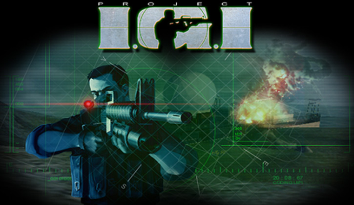 Project: IGI (Innerloop studios) splash creen