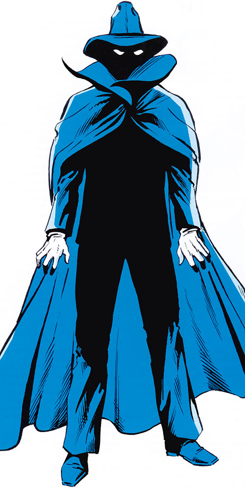 Death-Stalker (Daredevil enemy) (Marvel Comics) from the older handbook