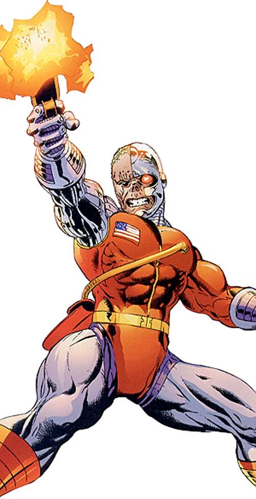 Deathlok the Demolisher (Marvel Comics)