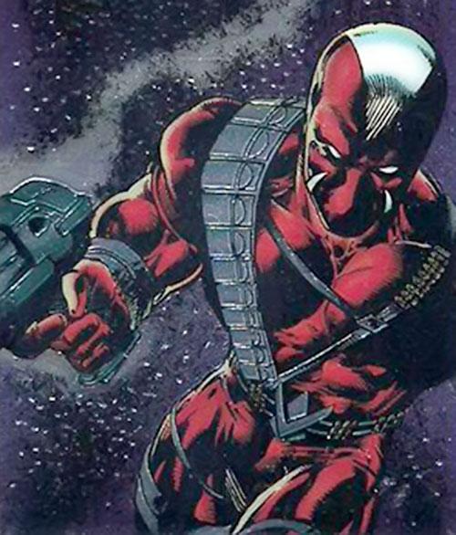 Deathtrap (Image Comics) trading card