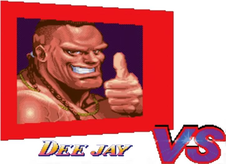 Dee Jay fight announcement
