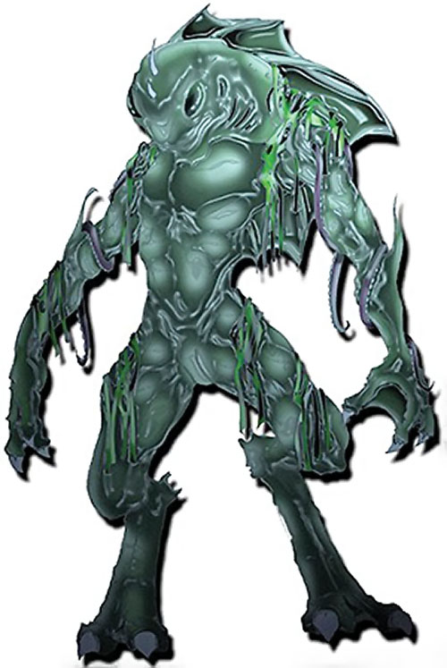 Deep Ones Lovecrafts Cthulhu Mythos Species Profile Writeups