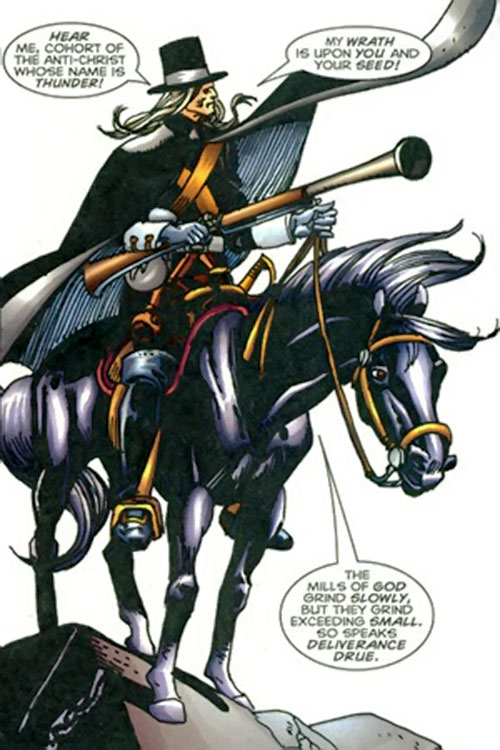 Deliverance Drue the Puritan (Image Comics)