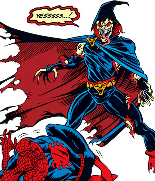 Demogoblin (Marvel Comics) vs. Spider-Man