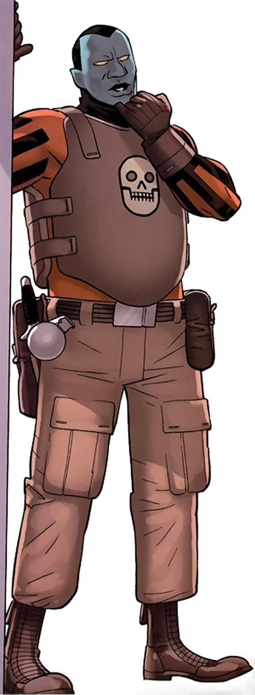 Destroyer (Keene Marlow) (Marvel MAX Comics)
