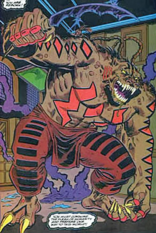 Devourer (Daredevil enemy) (Marvel Comics)