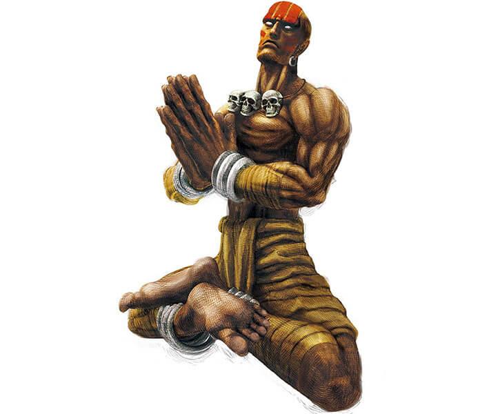 Dhalsim (Street Fighter)
