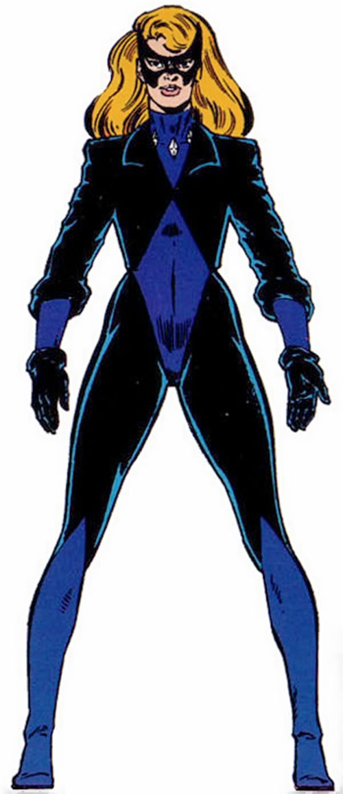 Diamondback (Captain America) (Marvel Comics) from the handbook master edition