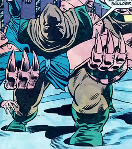Digger of the Outcasts (Marvel Comics) (Spider-Man / Hulk character)