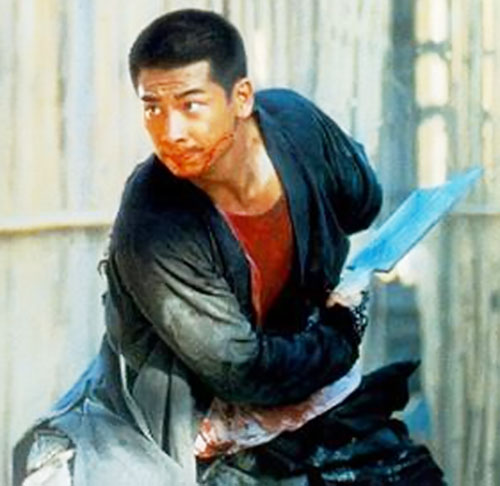 Ding On (Man Cheuk Chiu in The Blade)