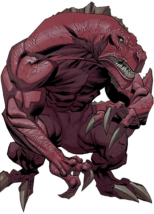 Dinosaurus (Invincible Comics)