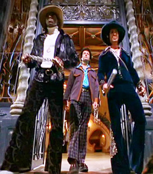Disco Boys gang from the Mystery Men movie 2/2