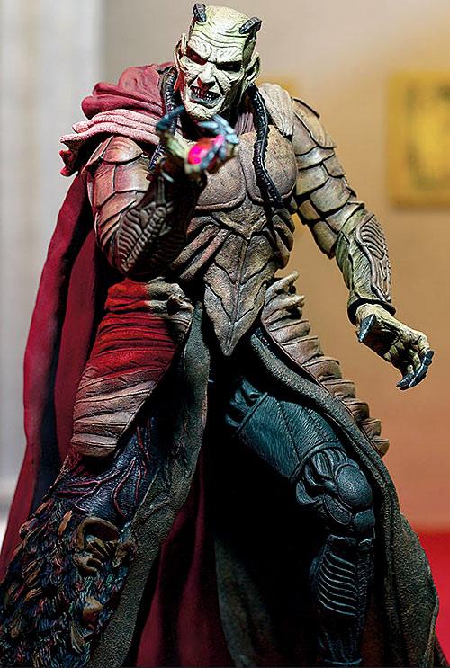 Wishmaster djinn statuette