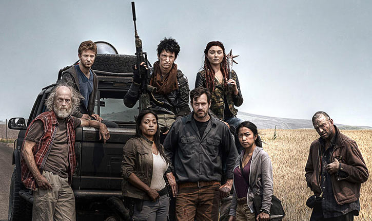 Doc Beck - Hodgkinson - Znation Z-nation - Earlier team